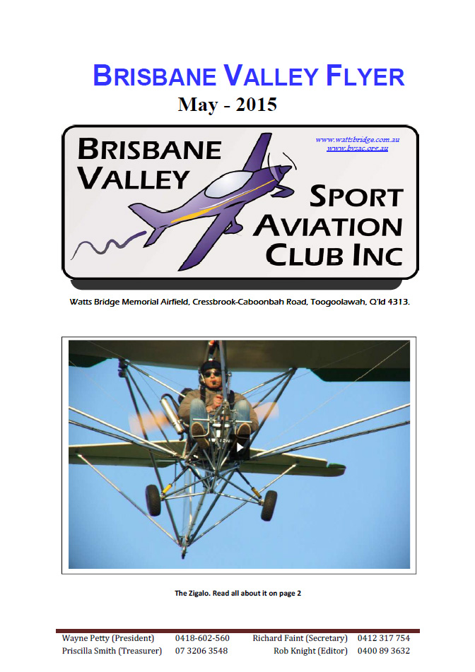 View the Brisbane Valley Flyer - May 2016